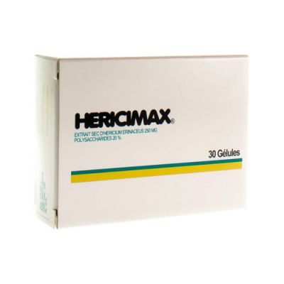 Hericimax Capsules 30 pièces
