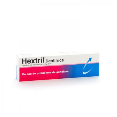 Hextril pâte dentifrice  Dentifrice 75ml