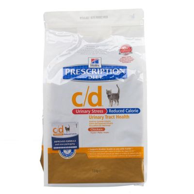 Hills prescription c/d chat Sachet 1,5kg