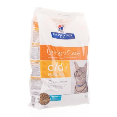 Hills Prescription c/d chat Sachet 5kg