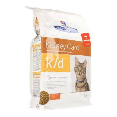 Hills prescription k/d chat Sachet 1.5kg