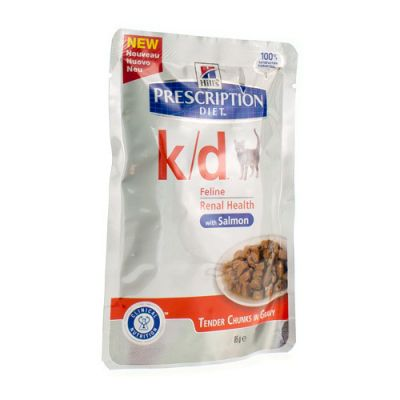 Hills Prescription k/d Chat Sachets 12x85g