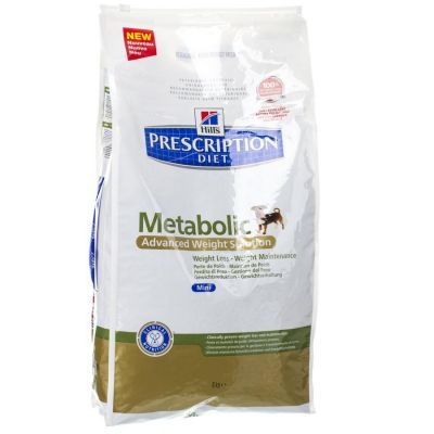 Hills prescription metabolic Sachet 6kg