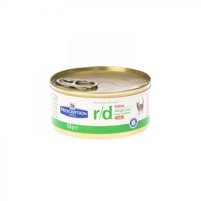 Hills Prescription R/D kat  Blikvoeding 156g