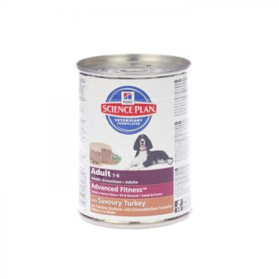 Hills science plan adult chien Conserve 370g