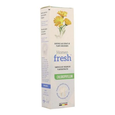 Homeofresh tandpasta Chlorofyllum Tandpasta 75ml