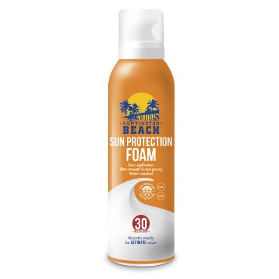 Huntington beach sun protection SPF30 Mousse 150ml
