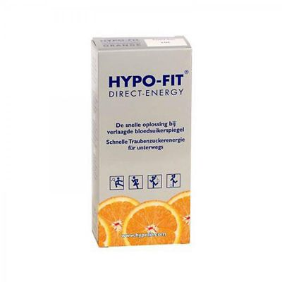 Hypo-fit direct energy Stick de gel 12 pièces