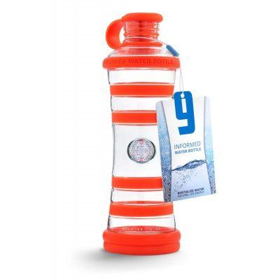 I9 Botella de agua Naranja inspiración 1 unidades