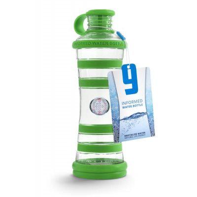 I9 Botella de agua verde armonía 1 unidades