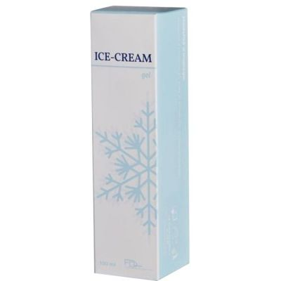 Ice Cream Gel Mentolo 100 ml