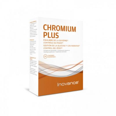 Inovance Chromium Plus Tabletten 60 stuks