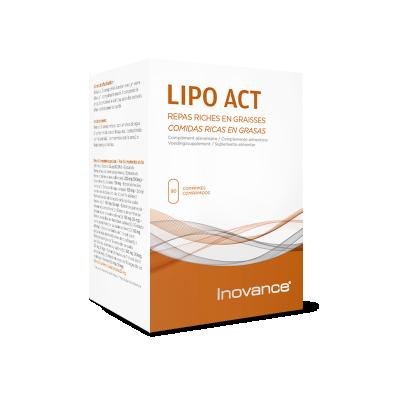 Inovance Lipo ACT Comprimés 90 pièces
