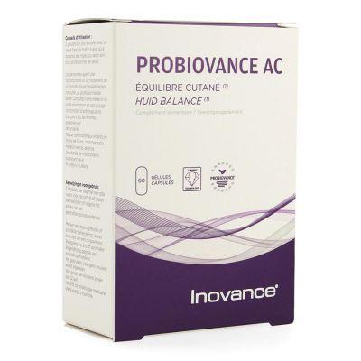 Inovance Probiovance AC Gélules souples 60 pièces