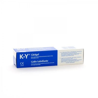 K-Y Jelly gel lubricante 82g