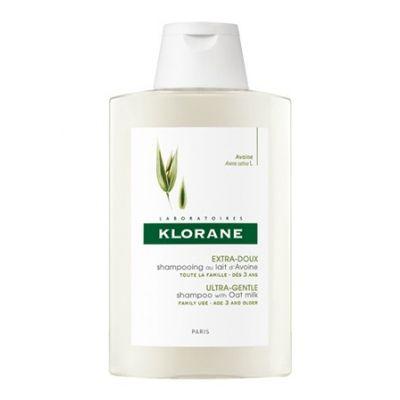 Klorane champú a la leche de avena Champú 100ml