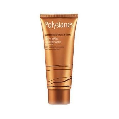 Klorane Polysianes Gel Autoabbronzante Sublimatore 100ml Gel