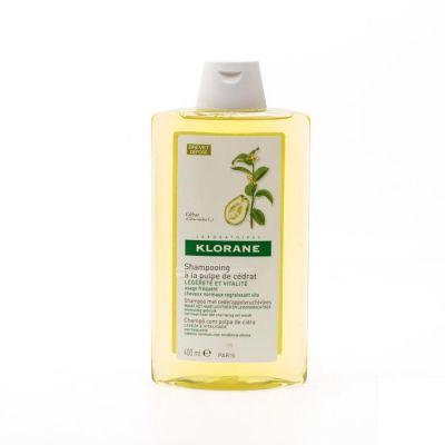 Klorane Shampoo Zedrat Shampoo 400ml