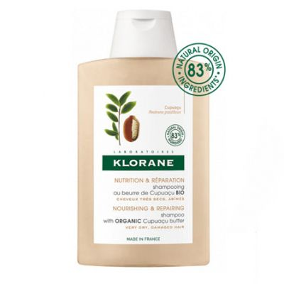 KLORANE SHAMPOOING NUTRITION/RÉPARATION Shampooing 400ml