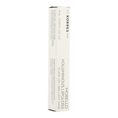 Korres Morello gloss volumineux 23 violet naturel Stick 1 pièces