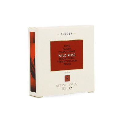 Korres Wild Dusty Rose Blush 24 5,5g