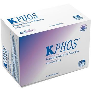 Kphos  Bustine 30 pezzi
