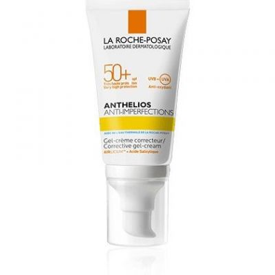 La Roche-Posay Anthelios Anti-imperfections SPF50+ Gel-crème 50ml