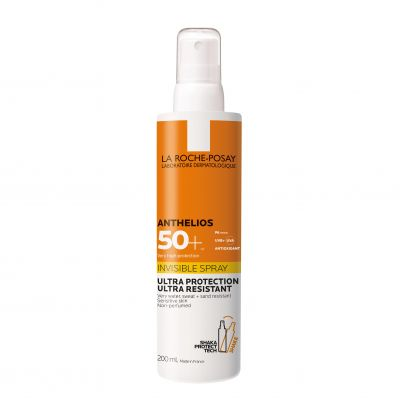 La Roche-Posay Anthelios Onzichtbare spray SPF50+ Spray 200ml