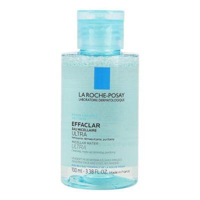 La Roche-Posay Effaclar Agua micelar ultra Solución micelar 100ml