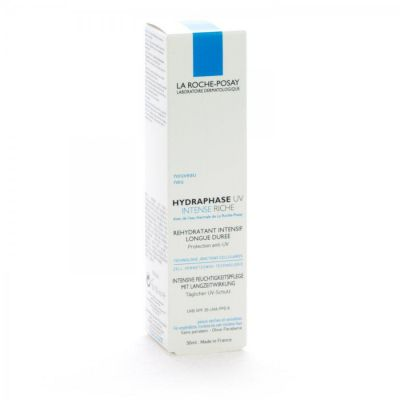 La Roche-Posay Hydraphase UV Intense Rica Crema 50ml