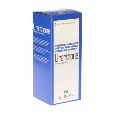 Lehning urarthone Solution 250ml