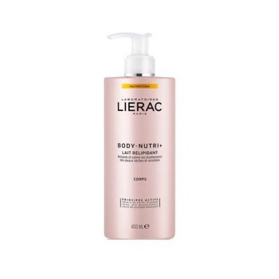 Lierac Body Nutri+ Latte Relipidante Anti-Secchezza 48h Crema 400ml