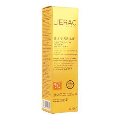 Lierac Sunissime Fluid LSF50 Milch 40ml
