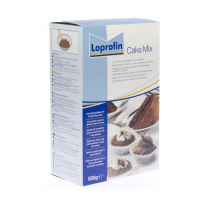 Loprofin Cake Mix chocolat Poudre 500gr