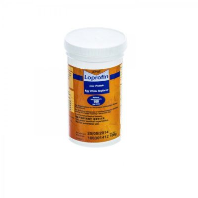 Loprofin egg white replacer Poudre 100g