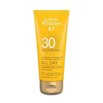 Louis Widmer All day SPF30 parfumé Crème 200ml