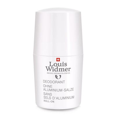 Louis Widmer Deoroller zonder aluminium geparfumeerd Roll-on 50ml
