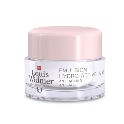 Louis Widmer émulsion hydro-active UV30 parfumée Emulsion 50ml