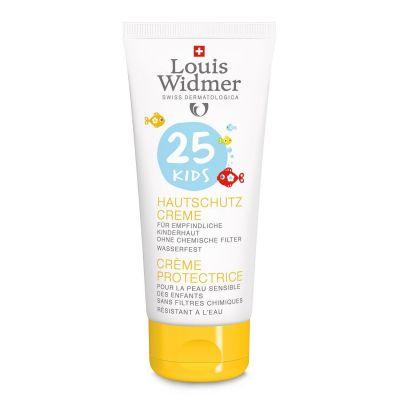 Louis Widmer Kids Skin Protection crème SPF25 Crème 100ml
