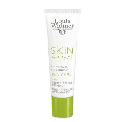 Louis Widmer Skin appeal skin care gel Gel 30ml
