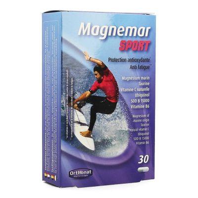Magnemar sport Orthonat Capsules 30 pièces