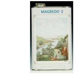 MAGREDO 2 SCIR ACERO 660G