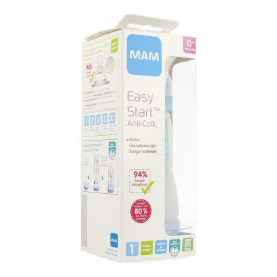 Mam Zuigfles Easy Start Anti-Colic 260ml
