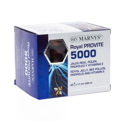 Marnys Royal PROVITE 5000 Solution orale 20x11ml
