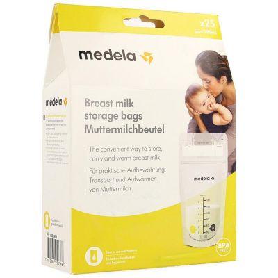 Medela Moedermelkbewaarzakjes 180ml 25 stuks
