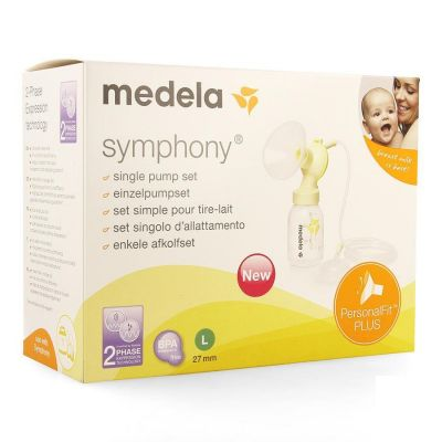 Medela Symphony set simple pompage L 1 pièces