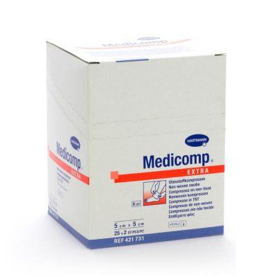 Medicomp 5cmX5cm Steril 6L 25x2 Stück