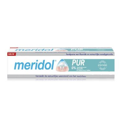 Meridol PUR Tandpasta 75ml