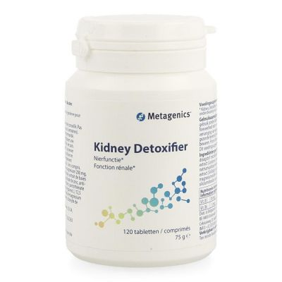 Metagenics Kidney Detoxifier Tabletten 120 stuks