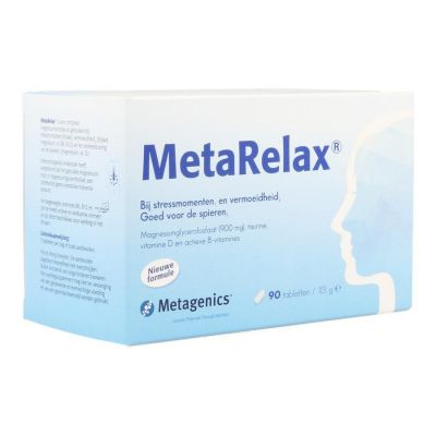Metagenics Metarelax Tabletten 90 stuks